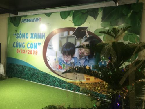 Cuộc sống xanh với AB Bank