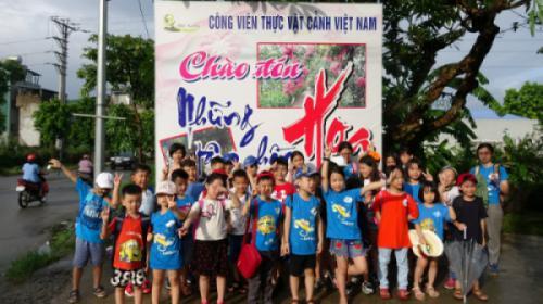 Các hoạt động và sản phẩm, dịch vụ đặc trưng của Công viên thực vật cảnh Việt Nam