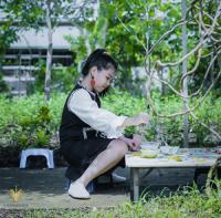 Niềm vui bất tận cho bé tại công viên Thực vật cảnh Việt Nam