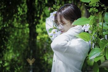 Góc ảnh - Giàn hoa Cát Đằng