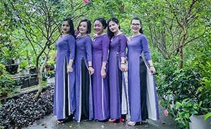 Công viên thực vật cảnh VN chào mừng Ngày Phụ nữ Việt Nam 20/10