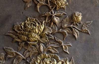 Hoa cúc trong nghệ thuật tạo hình xưa và nay