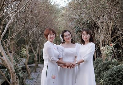 CV thực vật cảnh Việt Nam chúc mừng ngày Quốc tế phụ nữ 8/3