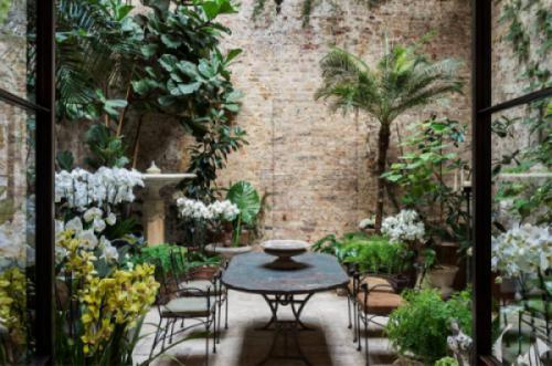 Giải pháp cây xanh hiệu quả cho vườn nghệ thuật trong môi trường đô thị